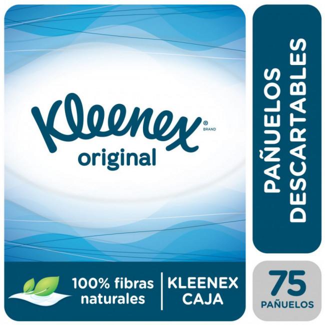 KLEENEX PADE CLAS BOX    X 75
