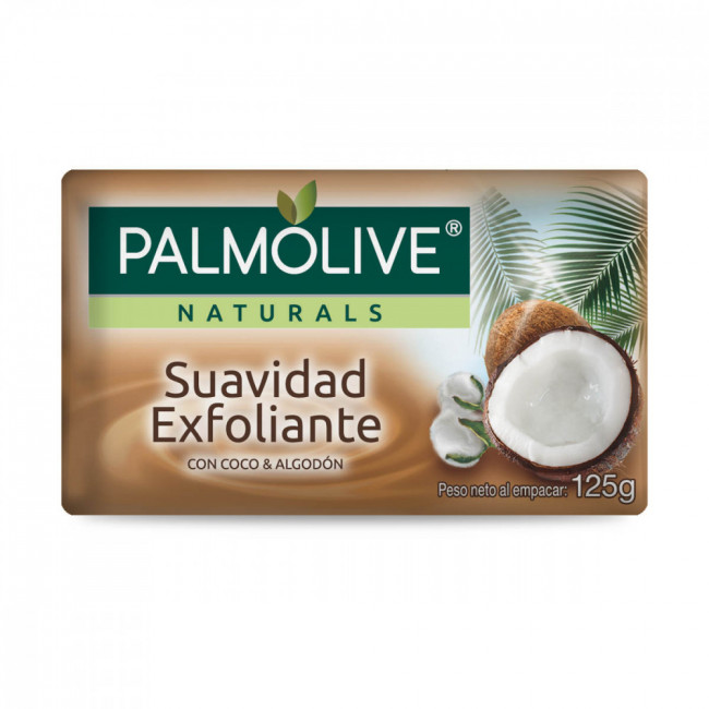 PALMOLIVE JAB COCO      X 125