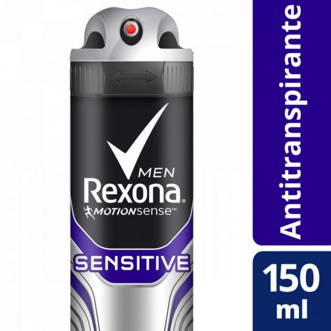 REXONA MEN AER AP SENS X 90GR