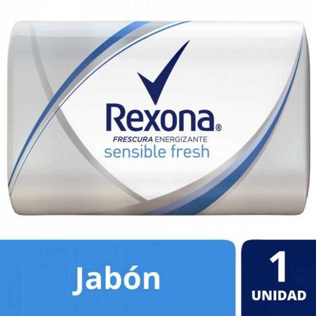 REXONA JAB SEN FRESH   X125GR