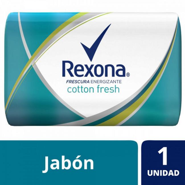 REXONA JAB COTTON FRE  X125GR