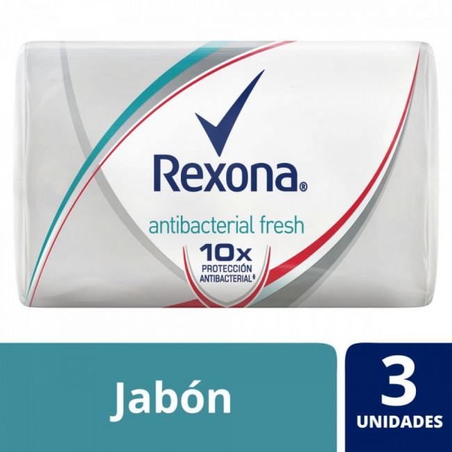 REXONA JAB A/B FRESH  3X 90GR