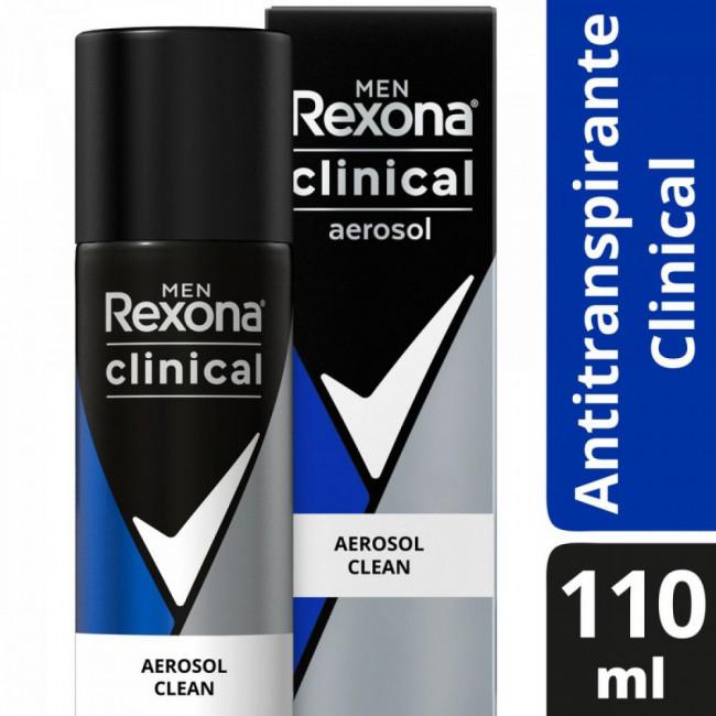 REXONA CLIN DEO AER CLEX110ML