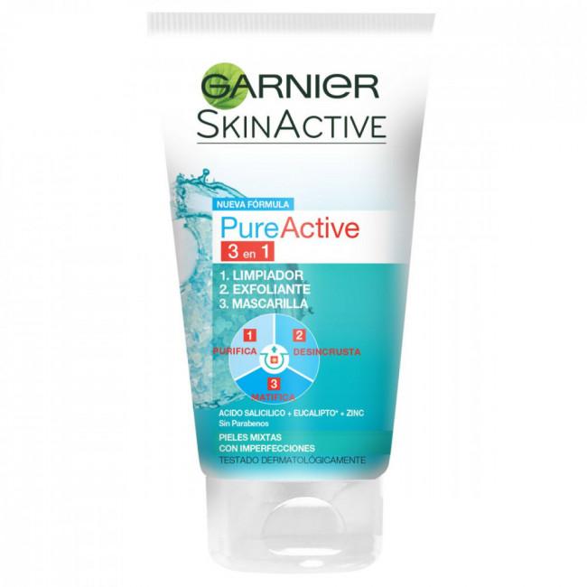 SKIN ACTIVE PUR  CLEAN 3E1
