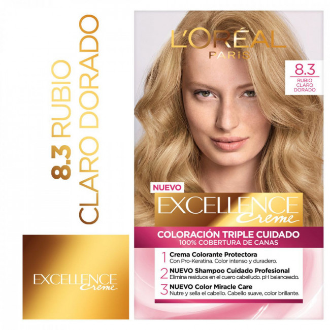 EXCELLENCE COLAGENO  8.3
