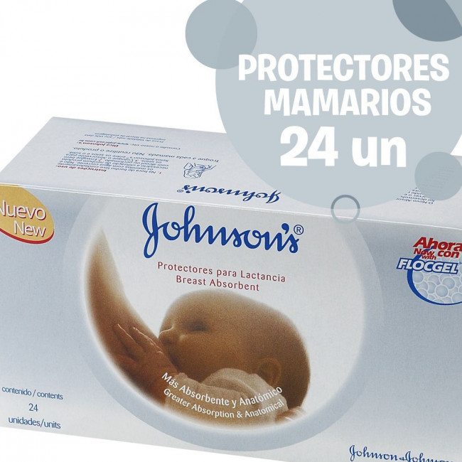 JOHNSON.PROT MAMARIOS    X 24