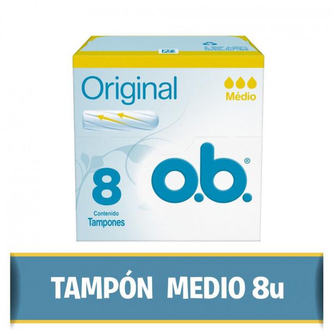 OB TAMP  MEDIO X 8