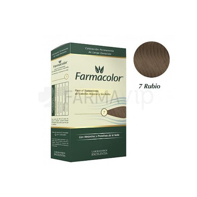 FARMACOLOR KIT  7   RUBIO