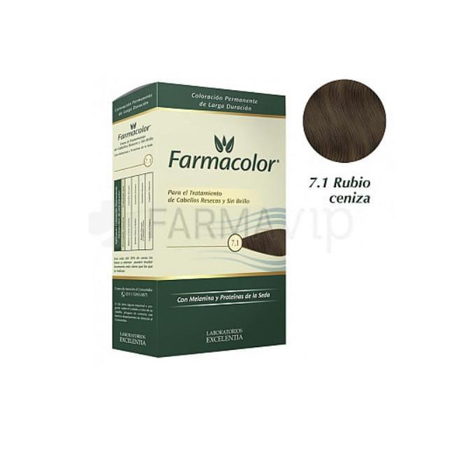 FARMACOLOR KIT  7.1 RUBIO CEN