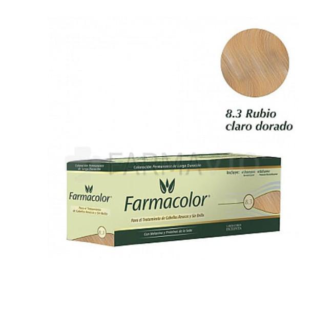 FARMACOLOR IND  8.3 RUBIO CLA