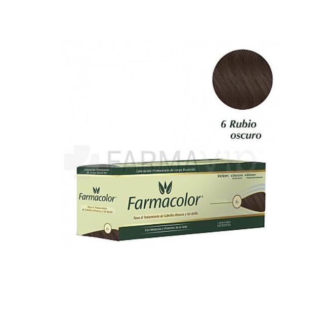 FARMACOLOR IND  6   RUBIO OSC