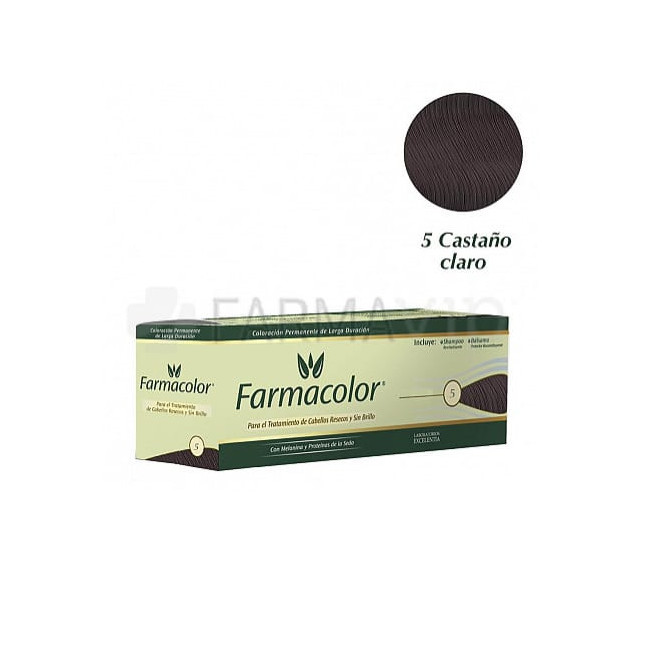FARMACOLOR IND  5   CAST CLAR