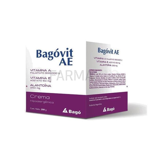 BAGOVIT AE CR    X 200 G