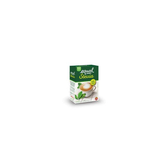 EQUALSWEET STEVIA  80G SBX100