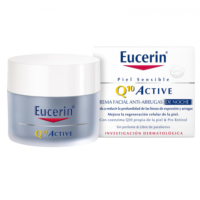 EUCERIN Q10 ACTIVE NOCHE X 50