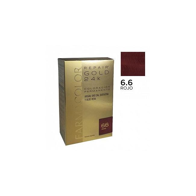FARMACOLOR GOLD KIT  6.6