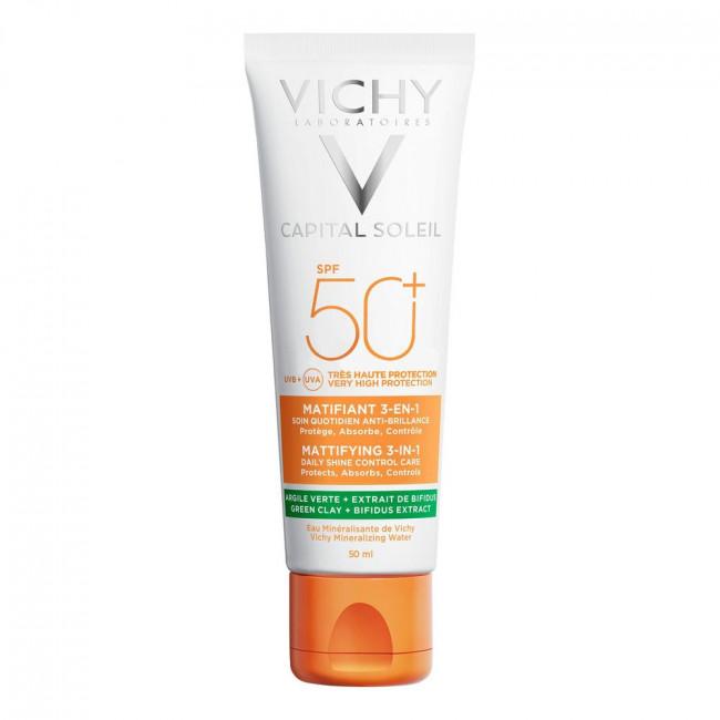 VICHY SOL 50 MATIF 3EN1  X 50