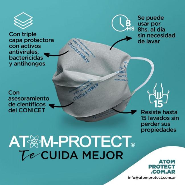 ATOM-PROTECT TAPABOCA X 1