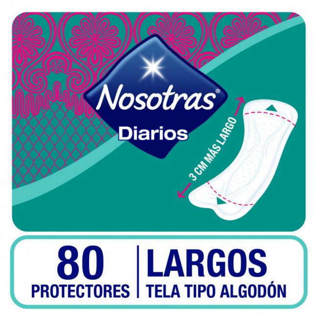 NOSOTRAS PRFE LARGOS     X 80
