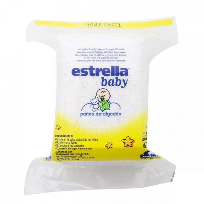 ESTRELLA BABY PAÑOS ALG X 40