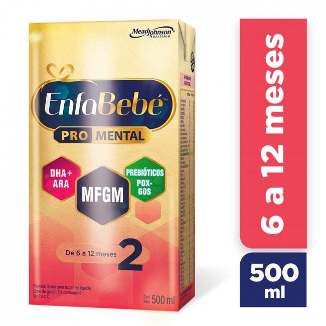 ENFABEBE 2       BRIK X 500ML
