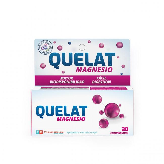 QUELAT MAGNESIO    COMP X 30