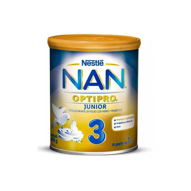 NAN 3 OPTIPRO ENV X 800G