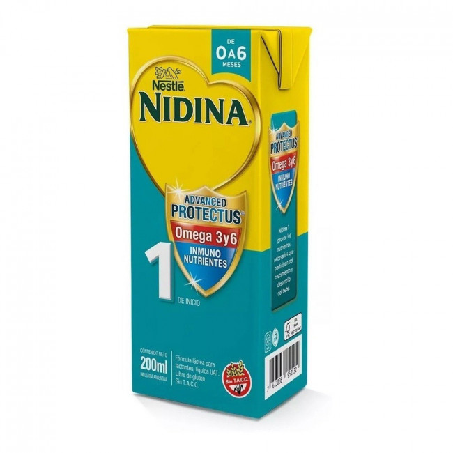 NIDINA 1  BRICK X 200ML