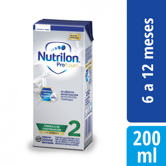 NUTRILON PROFU 2 BRIK  X200ML