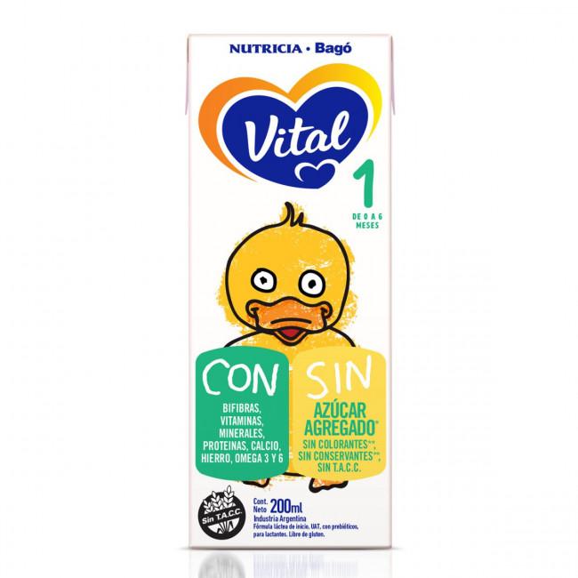 VITAL 1 NF BRIK       X 200ML