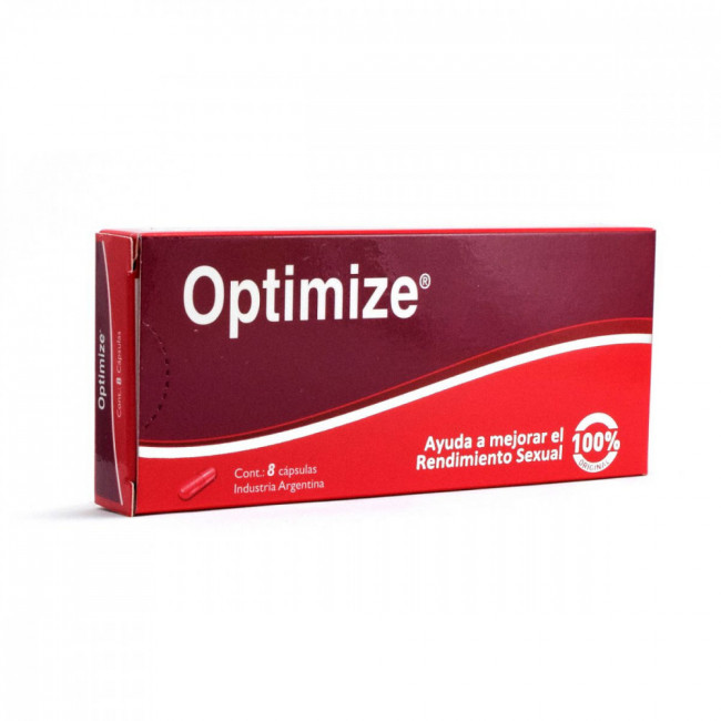 OPTIMIZE CAPS X 4