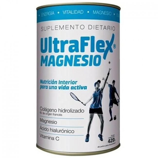 ULTRAFLEX MAGNESIO LATA X 420