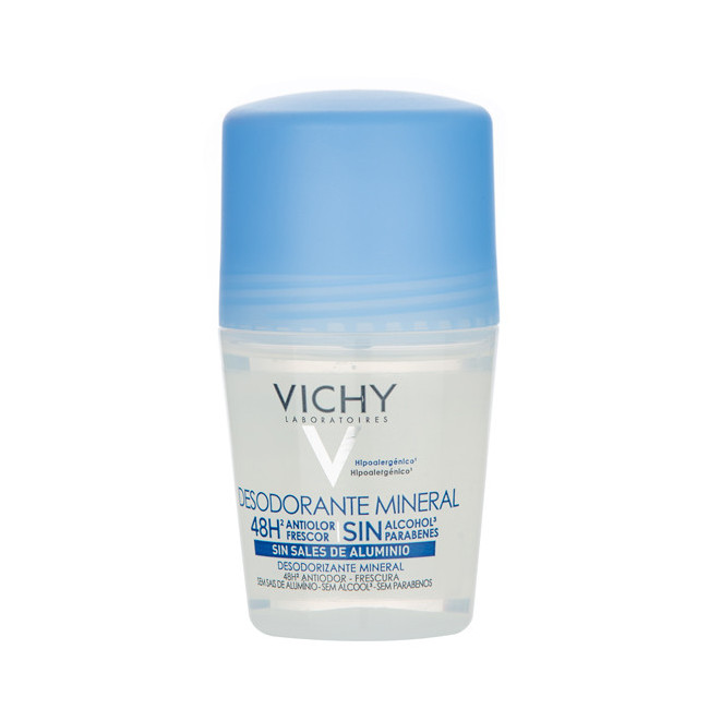 VICHY DEO ROLL-ON MINERALX 50