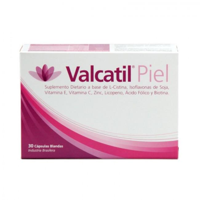 VALCATIL PIEL CAPSX 30