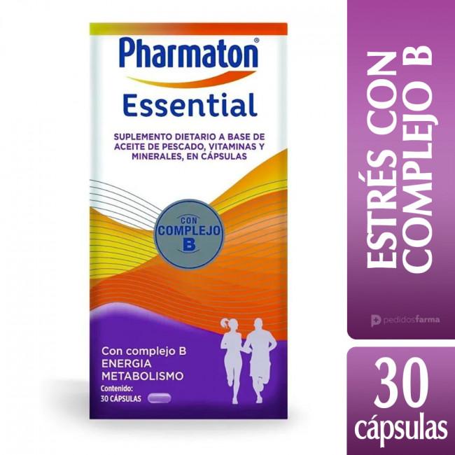 PHARMATON ESSENTIAL CAPS X 30
