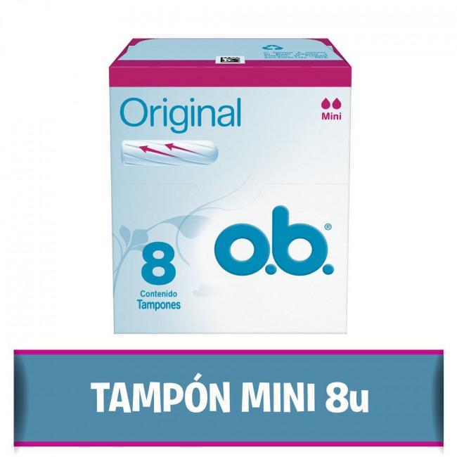 OB TAMP      MINI  X 8