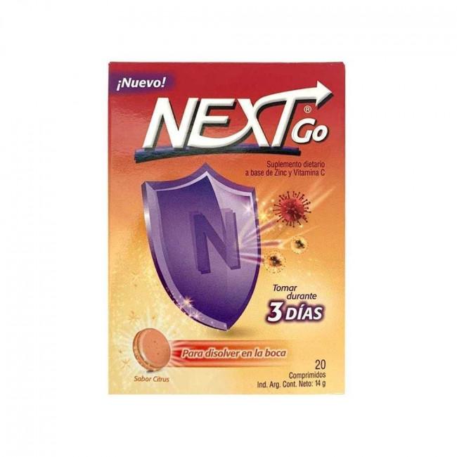 NEXT GO COMP X 20