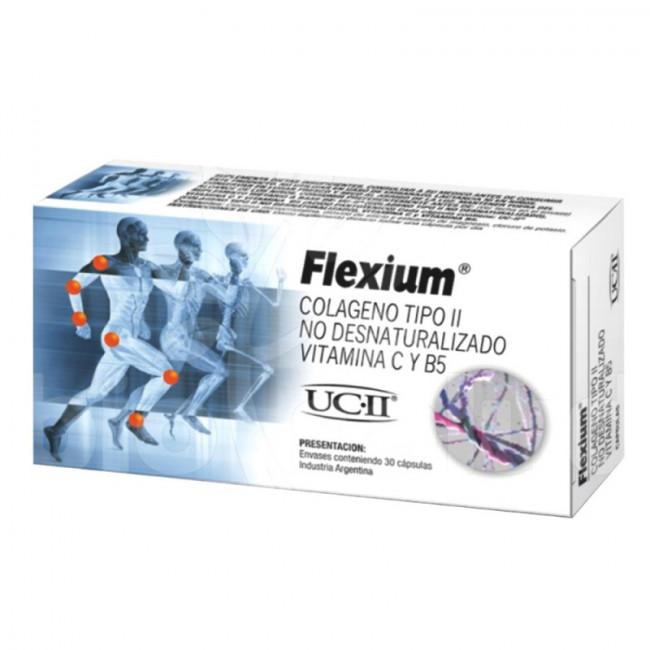 FLEXIUM CAPS X 30