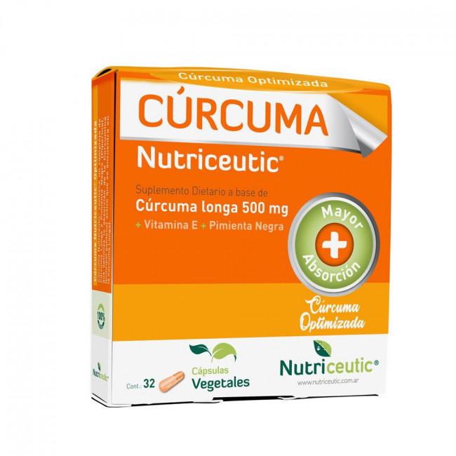 CURCUMA.NUTRICEUTIC CAPS X32