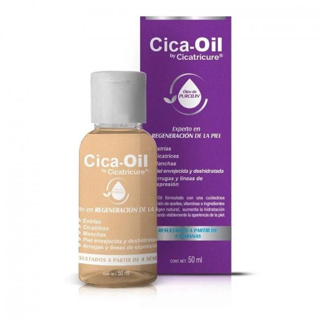 CICATRICURE CICA OIL X 50ML