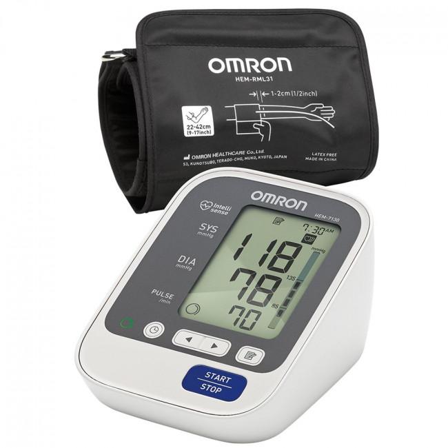 OMRON TENSIOM AUTOM HEM7130