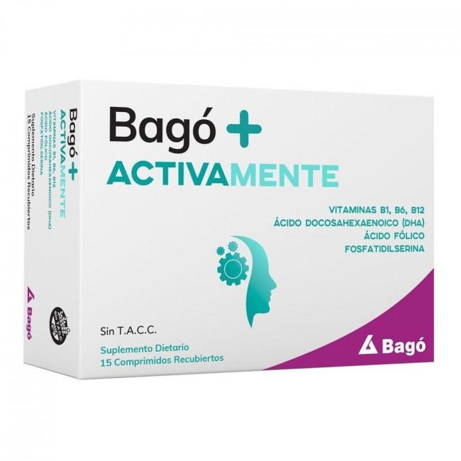 BAGO+ACTIVAMENTE COMP X 15