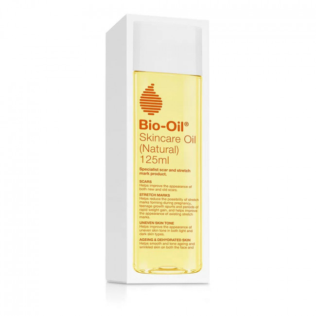 BIO-OIL LOC NATURAL X125 ML