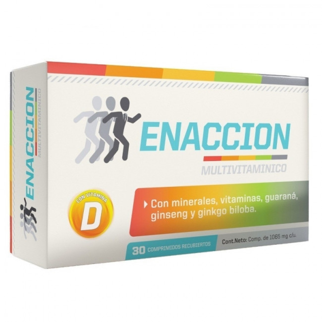 ENACCION CAPS X 30