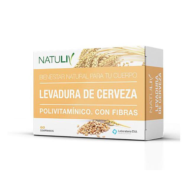 NATULIV LEVADU CERV COMP X 60
