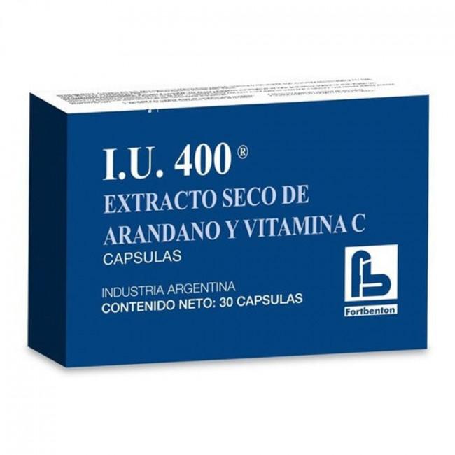I.U 400 COMP X 30