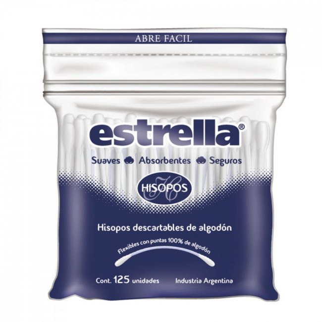 ESTRELLA HISO          X125