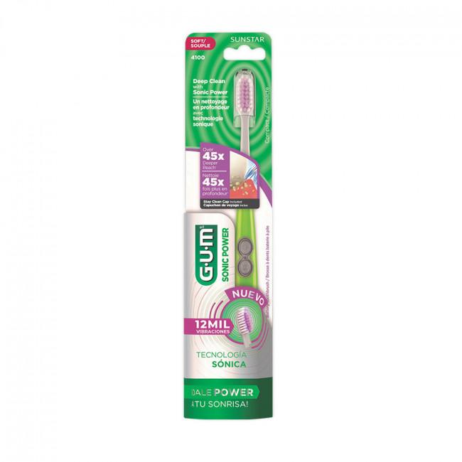 GUM CEP 4100L CL/TECN SONIC/P