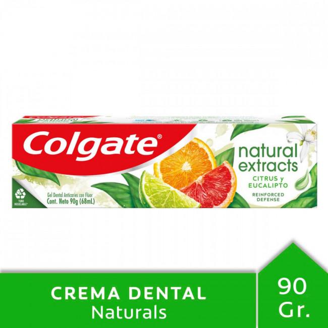 COLGATE DENT CITRU/EUCAX 90GR
