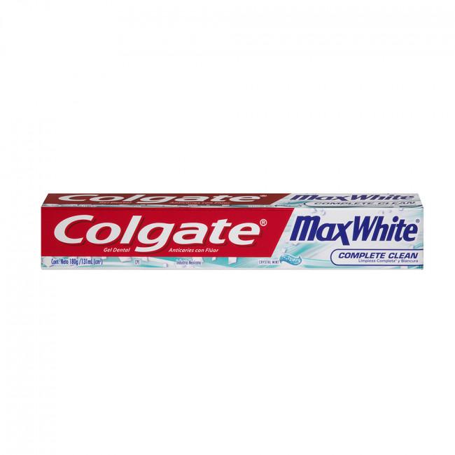 COLGATE DENT GEL MAX W CMX180
